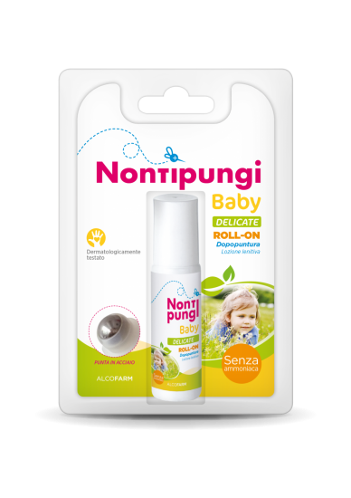 DOPOPUNTURA ROLL-ON BABY 20 ml
